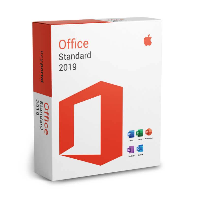 Office 2019 Standard Mac